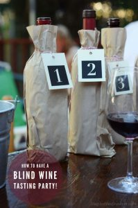 How to Have a Blind Wine Tasting Party