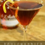 Boulevardier: Bourbon Cocktail Recipe