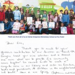 Bottles for the Cause: Vartan Gregorian Elementary School
