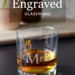 Custom Engraved Glassware: Champagne, Wine, Beer & Shot Glasses