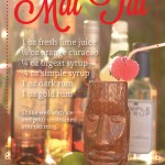 How to Make a Mai Tai Cocktail: An Easy Tiki Drink!