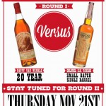 Pappy Van Winkle Bourbon Tasting Showdowns at Bottles in Providence, RI