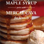 Rhody Maple Syrup, Pancakes, and a Champagne Brunch!