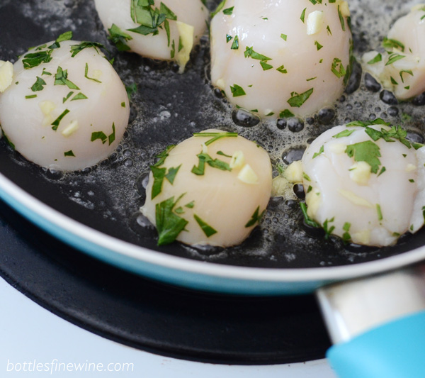 Sea Scallops Recipe