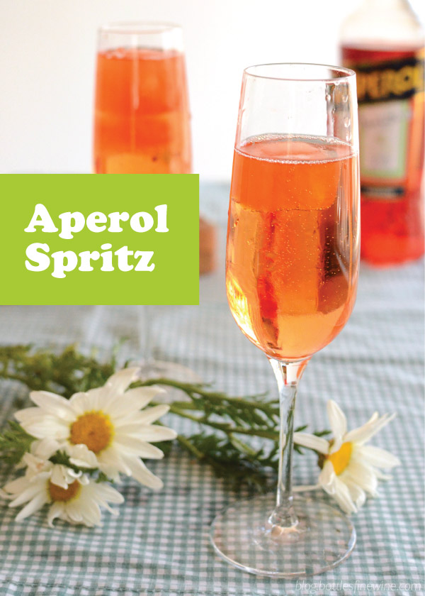 Aperol Spritz with Prosecco