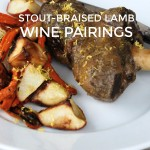 Stout-Braised Lamb Shanks with 3 Great Wines