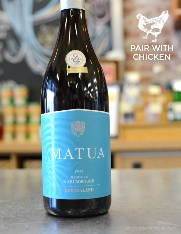 Chicken wine pairings
