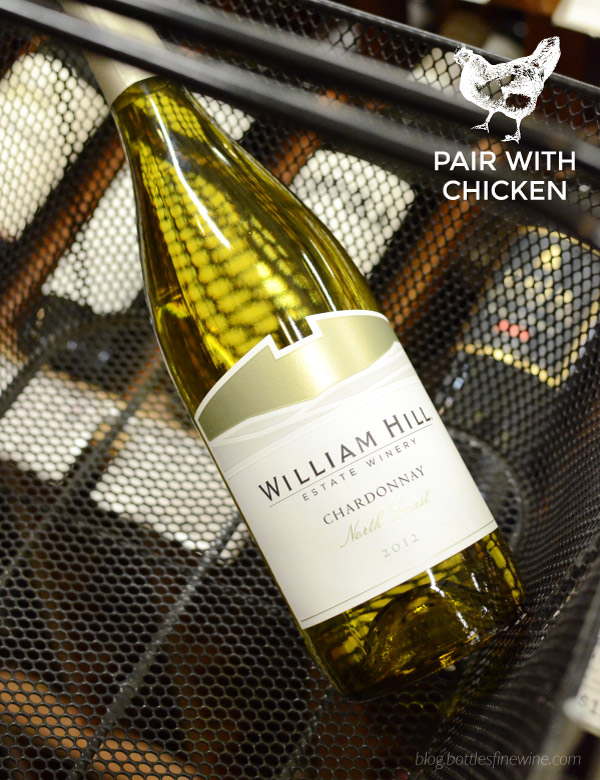 Chicken recipe wine pairings