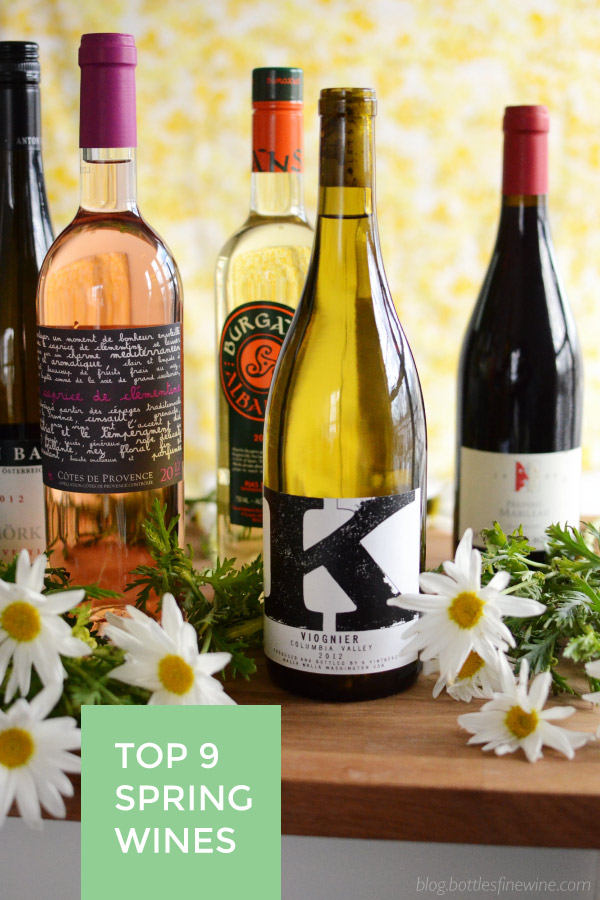Top Spring Wines