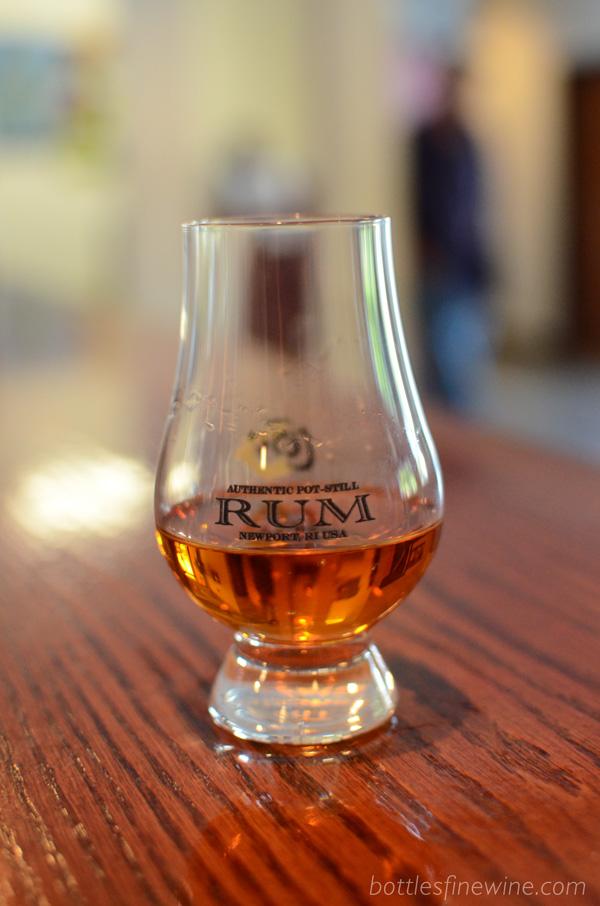 Thomas Tew Rum - Rhode Island Rum Distillery