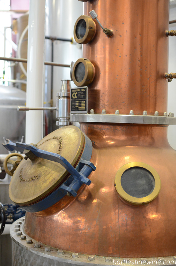 Thomas Tew Rum - Distillery Tour