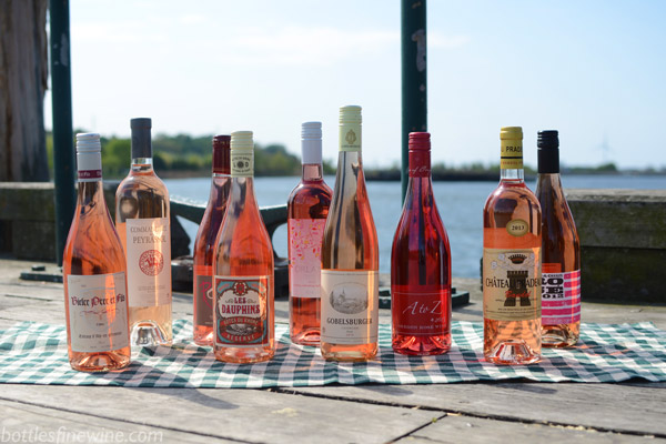 Rose Wine Pairings for Grilling