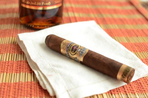 Cigar and Rum Pairing