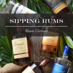 Sipping Rum, 'Agricole Rhum', and Rhum Clément of Martinique