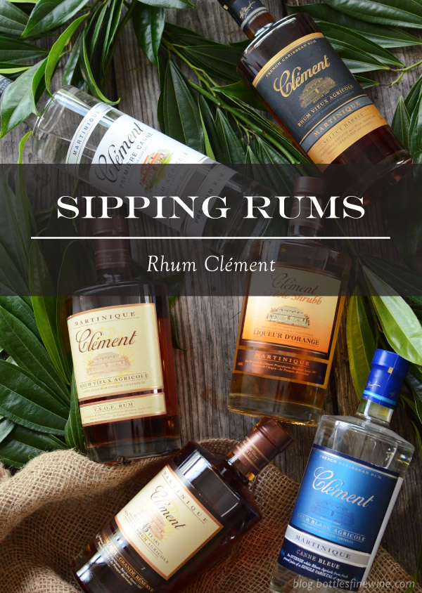 Sipping Rums - Rhum Clement