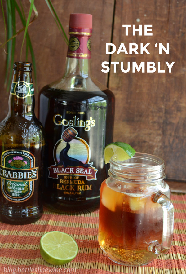 Dark n Stumbly Cocktail Recipe