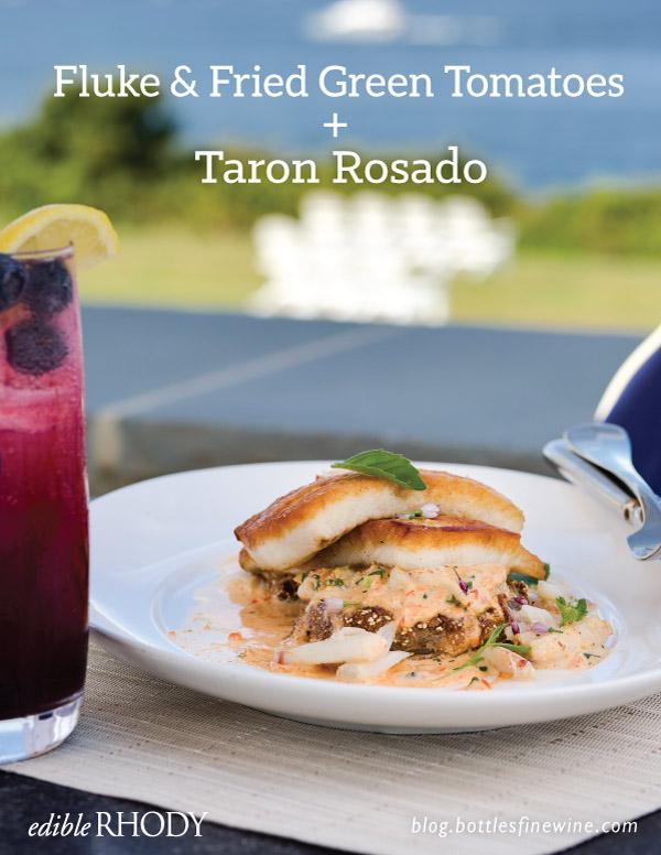 Fish Recipe & Rose Wine Pairing