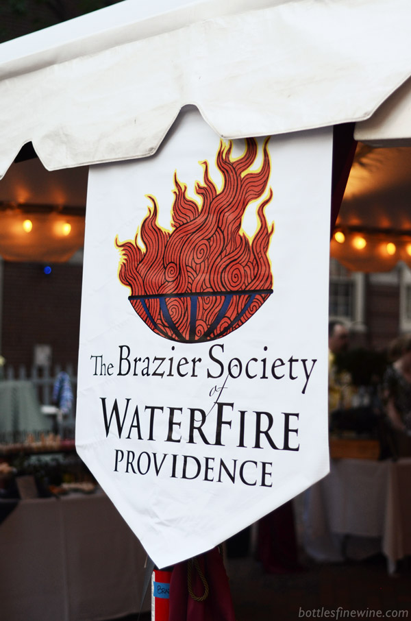 WaterFire Providence - Brazier Society 2014
