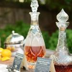 How to Set Up a Backyard Bourbon Bar