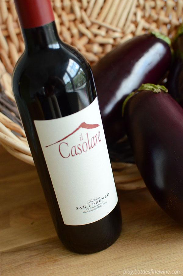 Il Casolare Ross - Food & Wine Pairing