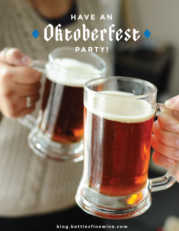 How to have a Oktoberfest Beer Party