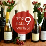 Top 9 Fall Wines!