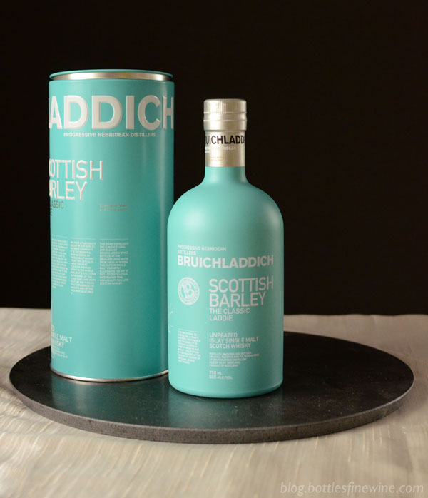 Bruichladdich Scotch Whiskey