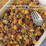 Butternut Squash Recipe Paired with Chardonnay!