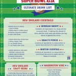 The Ultimate Drink List for Your Super Bowl Party!