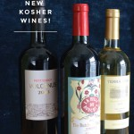 New Kosher Wines!