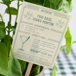 Plant Your Cocktails! Herbal Infusions with Southside Community Land Trust