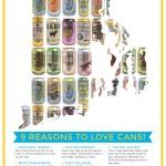 Bottles Loves Craft Cans!