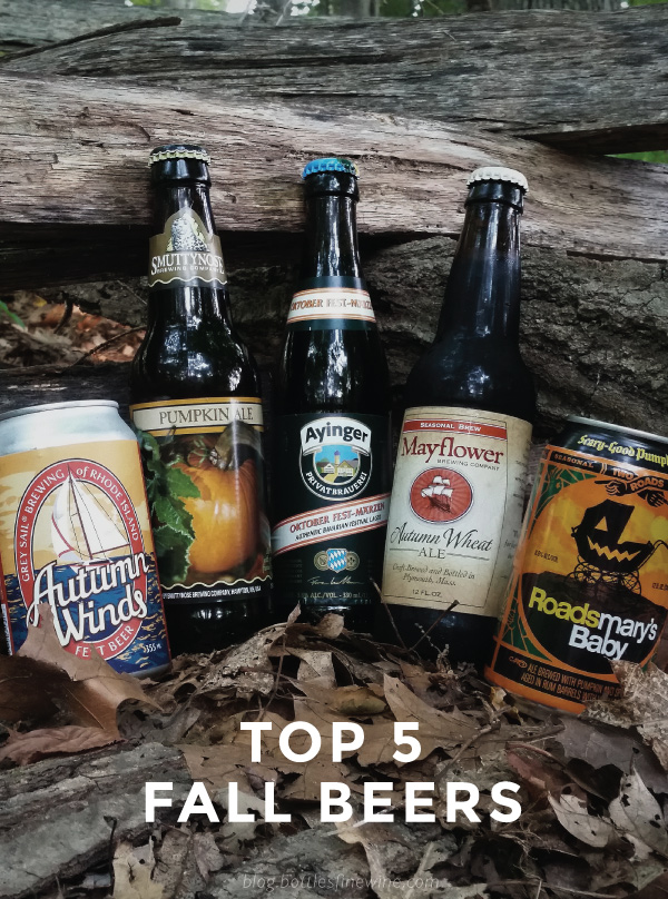 Top Fall Beers 2015 - Pumpkin