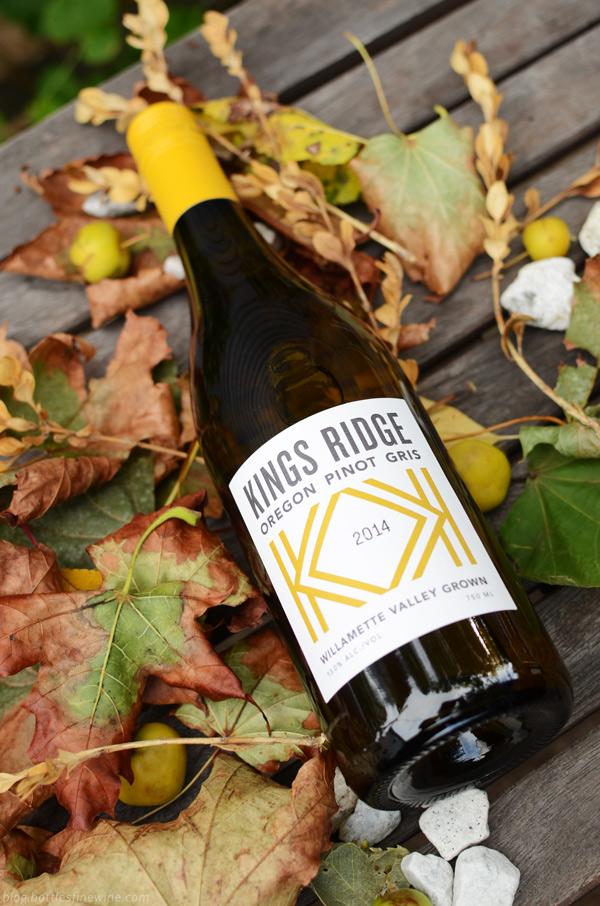 Kings Ridge Pinot Gris - White Wine