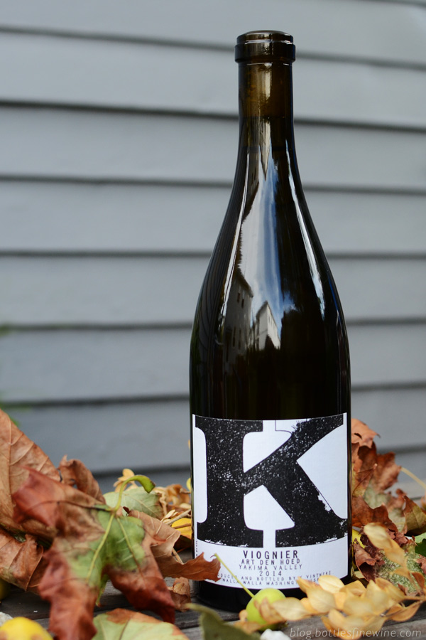 K Vintners Viognier - Washington White Wine