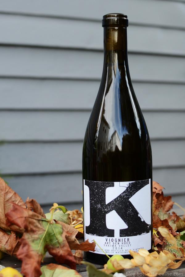 K Vintners Viognier - Washington White Wine
