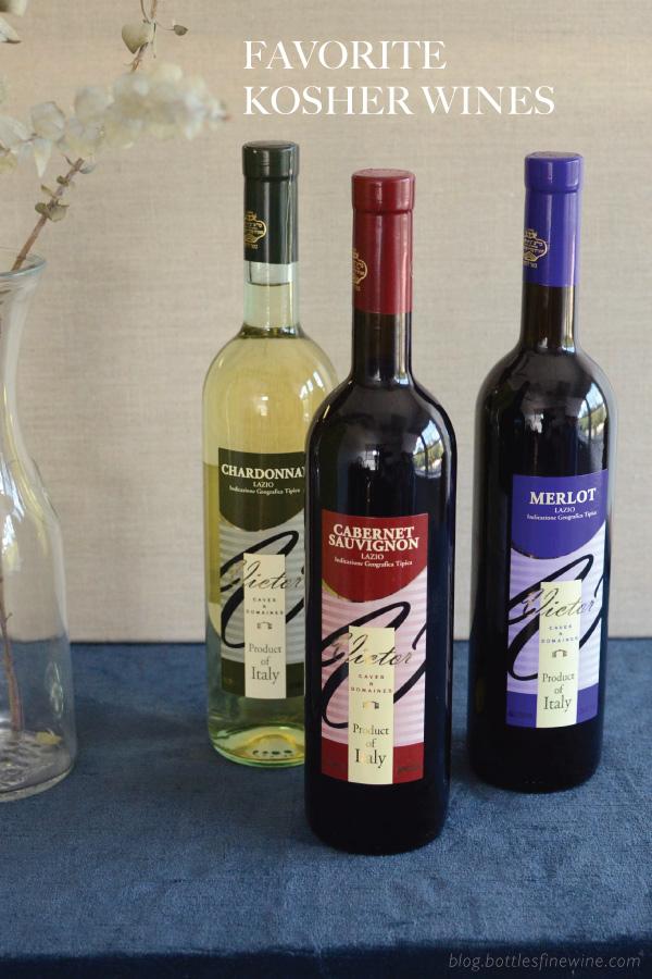 Kosher Wines - Victor Lazio