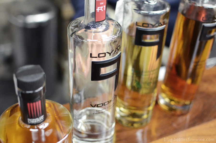 Loyal 9 Vodkas