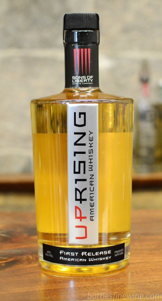 Sons of Liberty Spirits Distillery - Uprising Whiskey