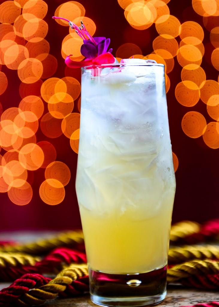 honey cocktail