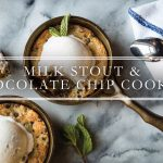 Milk Stout & Chocolate Chip Cookies